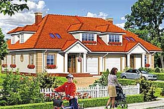Projekt domu AR 168