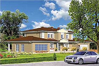 Projekt domu AR 162 AD1