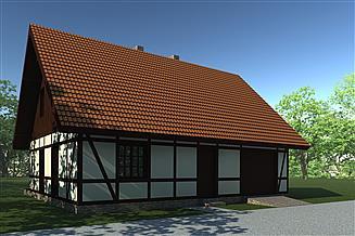 Projekt domu AH 065