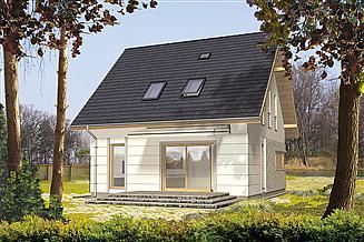 Projekt domu Dzeta