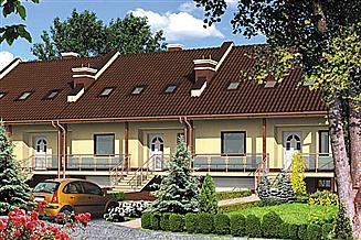 Projekt domu AR 158 AD1