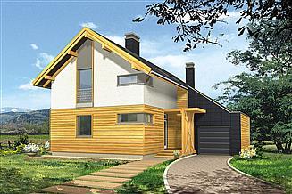 Projekt domu Gamma I