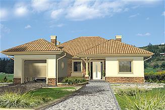 Projekt domu Ketos I
