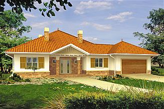 Projekt domu Solar II