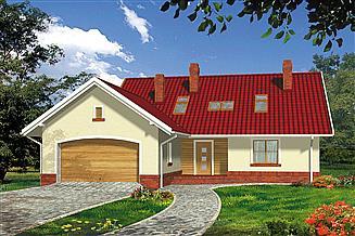 Projekt domu Perseid II