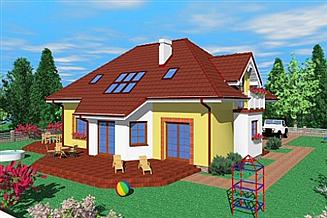 Projekt domu Dwc