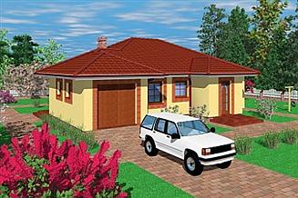 Projekt domu Adu