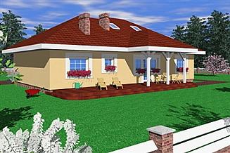 Projekt domu Son