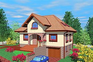 Projekt domu Ads