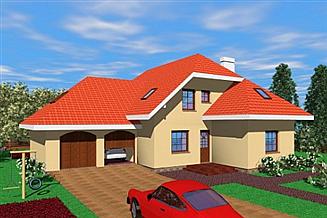 Projekt domu Mal
