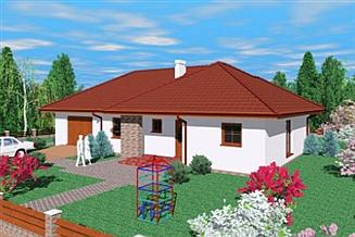 Projekt domu Brz