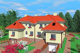 Projekt domu Kws