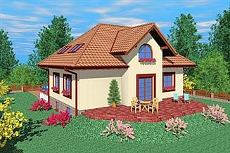 Projekt domu Ada