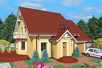 Projekt domu Mot
