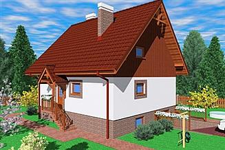 Projekt domu Spn