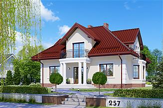 Projekt domu APS 257