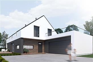 Projekt domu FX-38