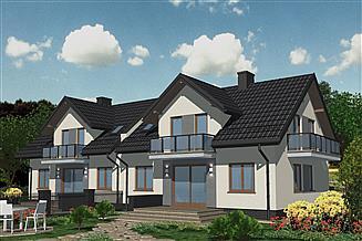 Projekt domu APS 204