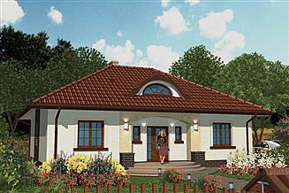 Projekt domu APS 200