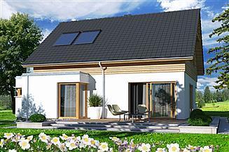 Projekt domu Angelina A