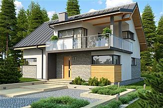 Projekt domu Aosta II Termo