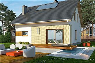Projekt domu Unikat
