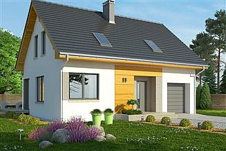 Projekt domu Esens