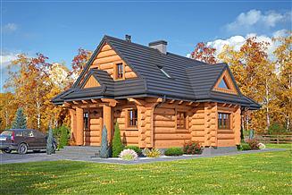 Projekt domu Rytowo dw19