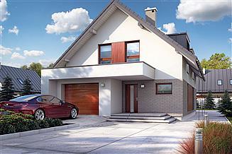 Projekt domu Alwin 3