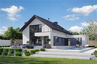 Projekt domu HomeKoncept-02 energo