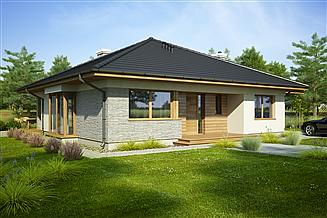 Projekt domu Fabia II