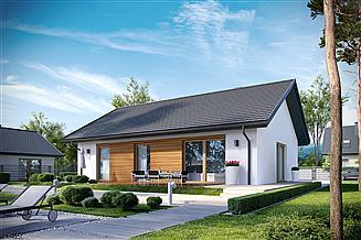 Projekt domu Kornel V energo
