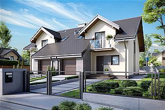 Projekt domu Fasano MDM Termo