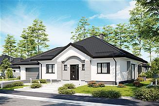 Projekt domu APS 267