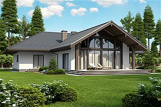 Projekt domu Lemko Termo