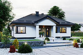 Projekt domu APS 277