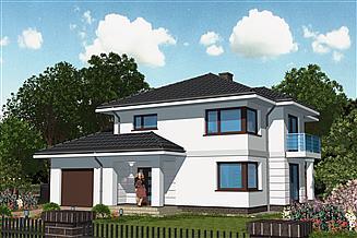 Projekt domu APS 266