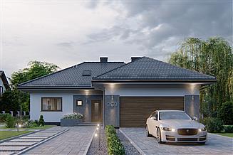Projekt domu APS 269