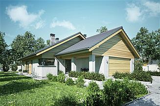 Projekt domu Ibis II
