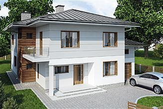 Projekt domu Panay