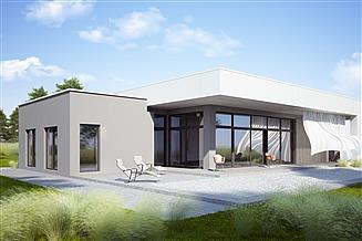 Projekt domu House 11.1