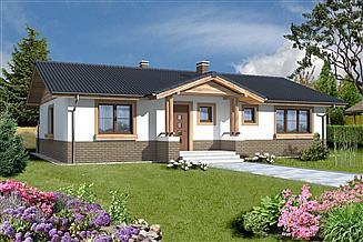 Projekt domu Aspen IV LMB67c
