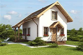 Projekt domu Manzana Large