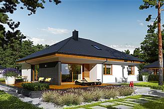 Projekt domu Astrid II G2 (mała) energo