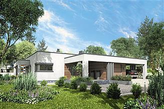 Projekt domu Sardynia VI
