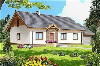 Projekt domu Tamina 2