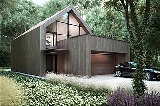 Projekt domu House x06
