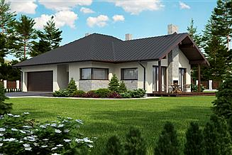 Projekt domu Leno IV Termo