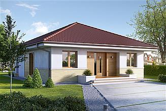 Projekt domu Elka 3