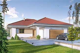 Projekt domu Kiwi 3